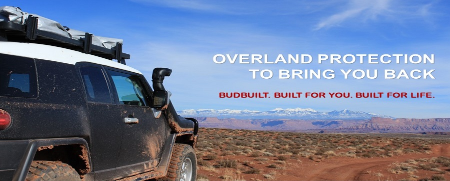 BudBuilt - Toyota Skid Plates, Rock Sliders, and Bumpers for
