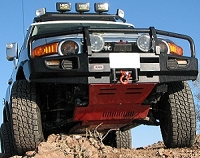 2007-2009 FJ Cruiser (Overland Protection) - Stage 1
