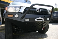 2010-2013 5th Gen 4Runner Front Bumper