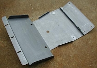 1995.5-2004 Tacoma Skid Plate - Front