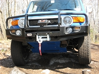 10-14 FJ Cruiser 5 Piece Combo, Regular Gas Tank