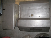 V6 Pickup Truck Belly Pan