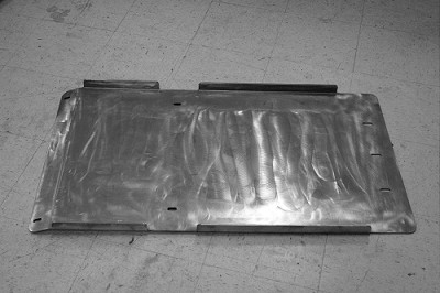 1996-2002 3rd Gen 4Runner Belly Pan
