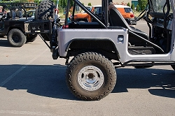 FJ40 Side Panels