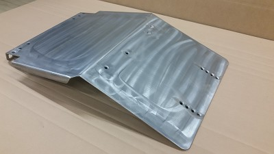 Front IFS Skid Plate (86-95 Pickup, 4Runner)